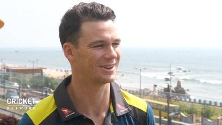 Handscomb reflects on T20I debut