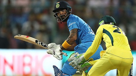 Rahul praises Maxwell's 'special knock'