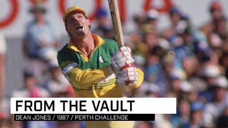 From the vault: Deano's Perth ton