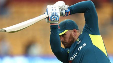 Finch may reshuffle batting order