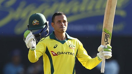 Hard work pays off for satisfied Khawaja