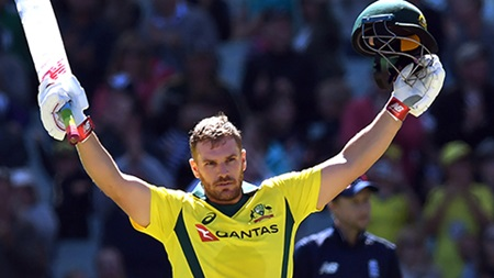 Ponting backs Finch for World Cup