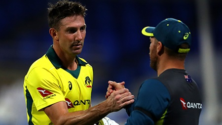 Marsh finds form in World Cup push