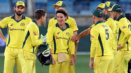 Aussies secure historic 5-0 whitewash