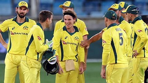 official photos c2b1f 7b524 Aussies secure historic 5-0 whitewash