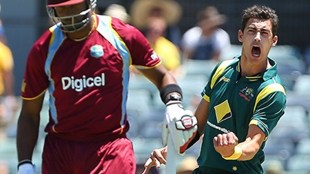 From The Vault: Starc rattles Windies