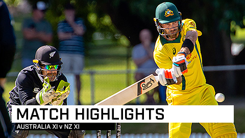 ec2be0b1e332 Full highlights  NZ too good for Aussies