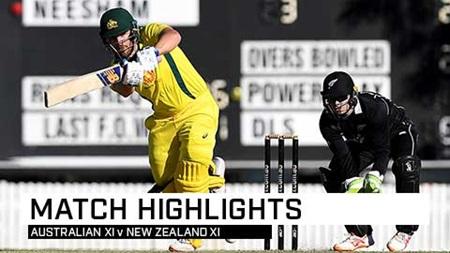 Full highlights: Australia edge past NZ