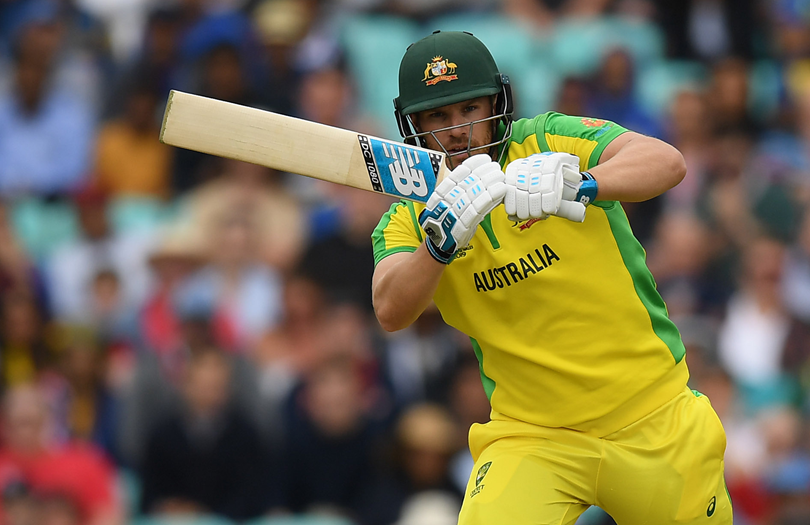 How 'completely different' Finch conquered again