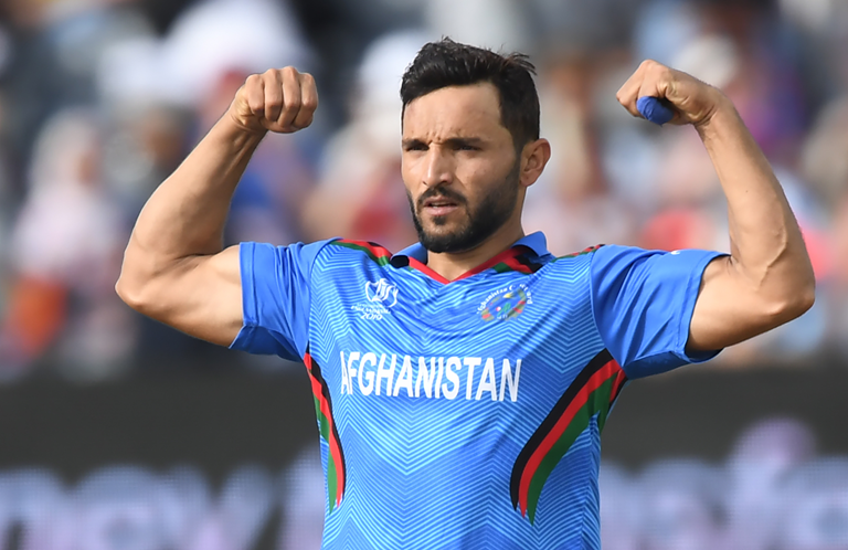 Gulbadin Nair says winless Afghanistan can take confidence into their remaining World Cup fixtures // Getty