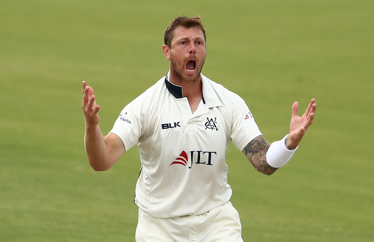 James Pattinson is happy to praise Ashes rival Stuart Broad // Getty