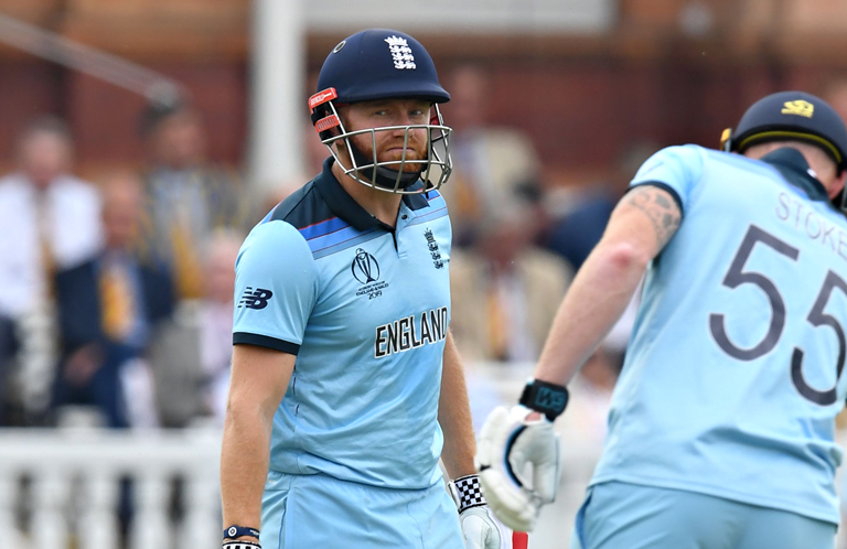 Jonny Bairstow is unhappy with the treatment of the English cricket team // Getty