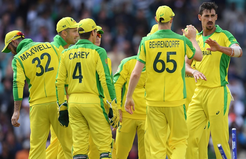 Unsettled Aussies embrace Cup uncertainty