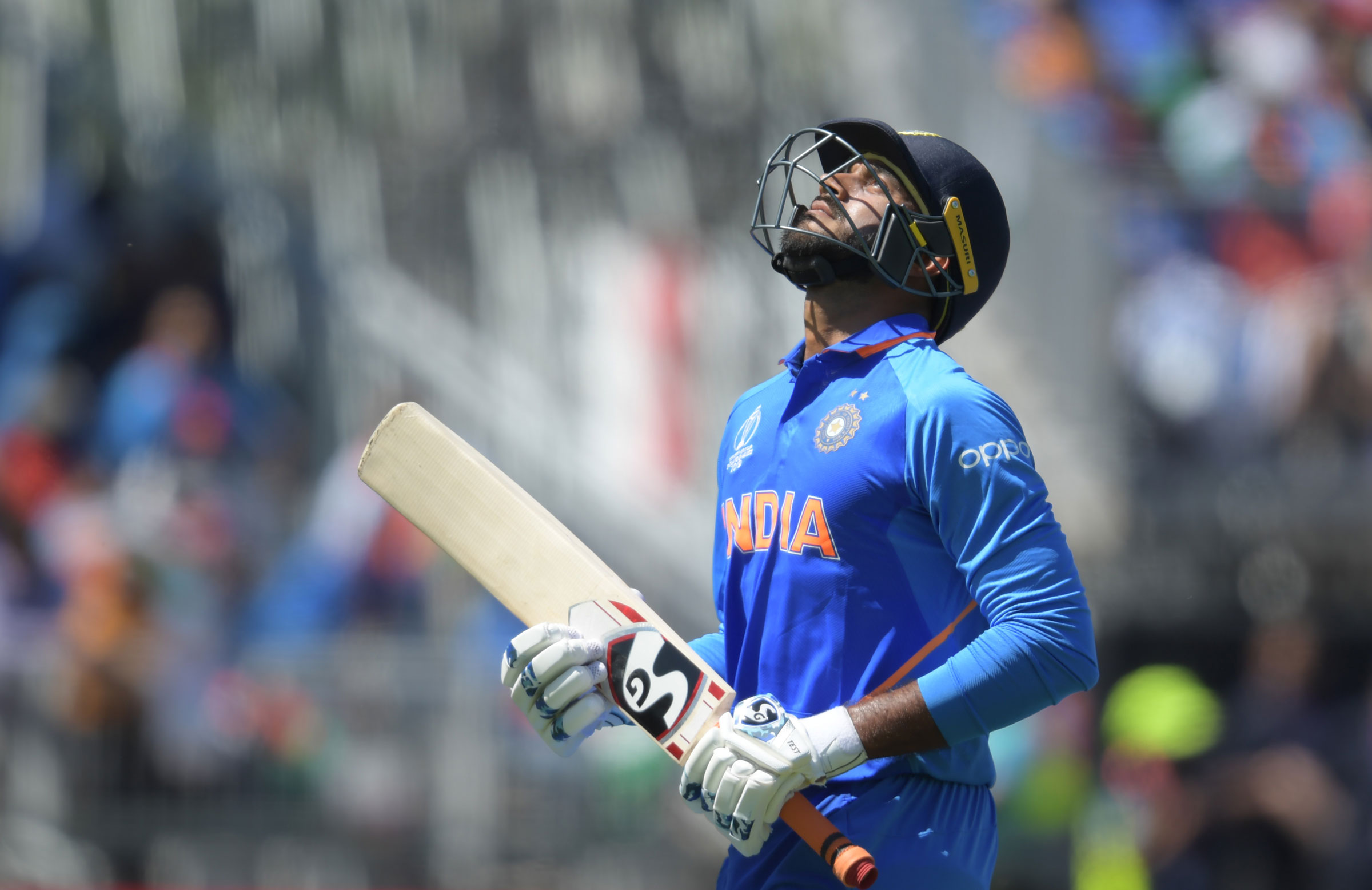 Injury forces India into World Cup re-shuffle