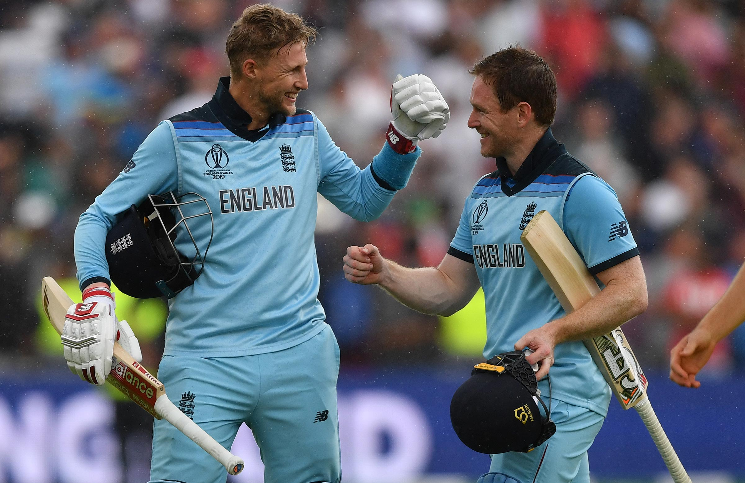Four years in the making: England's date with destiny