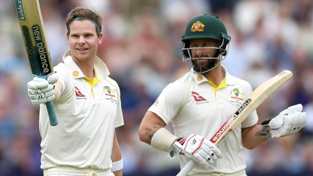 Day four wrap: Smith, Wade power Aussies