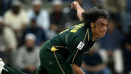 Shoaib Akhtar's meanest ever bouncer?
