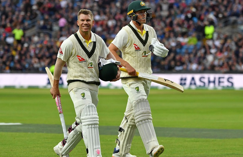 Labuschagne expects Warner to bounce back