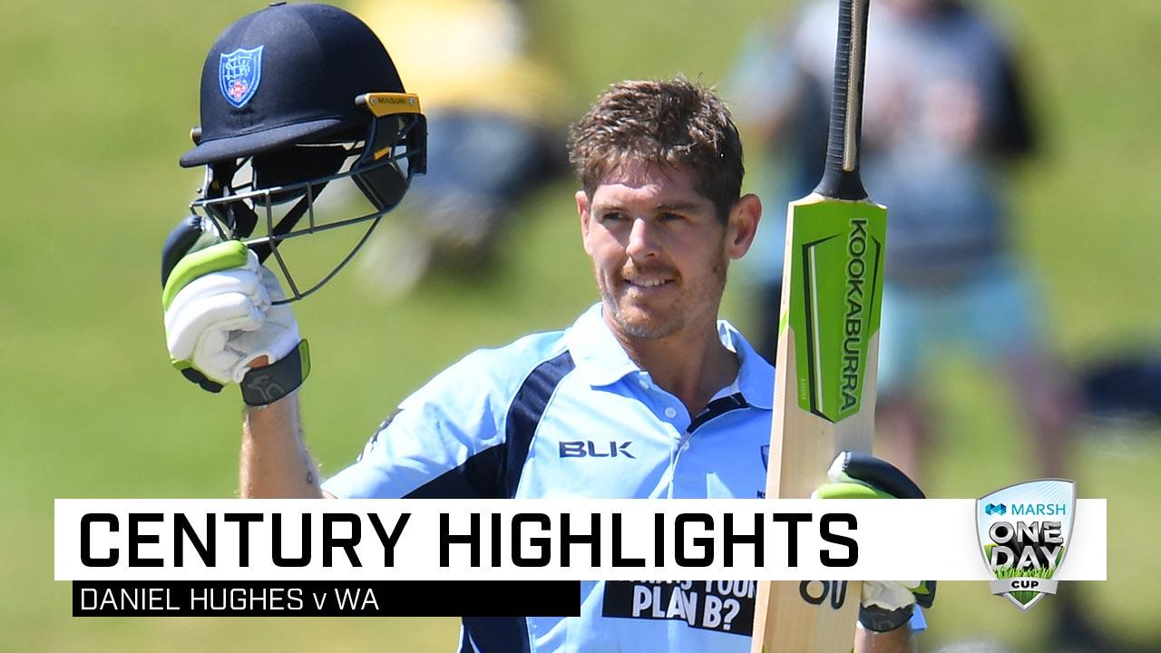 Hard-hitting Hughes hammers WA in Sydney