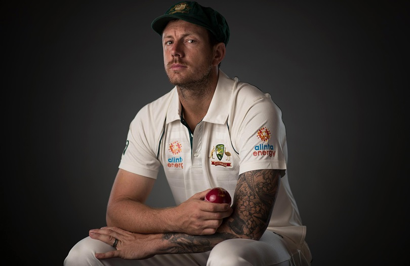 Pattinson suspended, ruled out of first Test