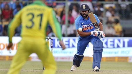 Rohit, Kohli trump Smith as India secure series win