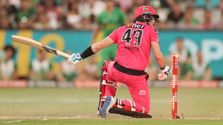 Smith given all clear after bizarre appeal in BBL Qualifier