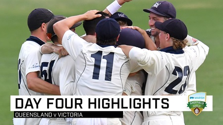 Vics keep title defence alive with final-session win