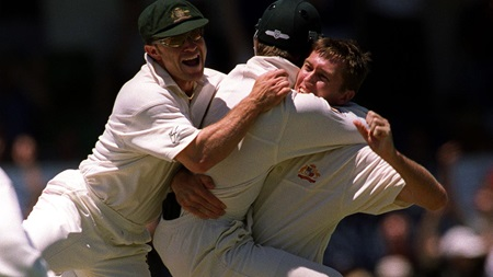 Top 20 in 2020: Glenn McGrath's Test hat trick