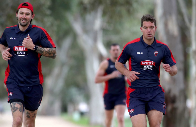 Redbacks return to training without a head coach