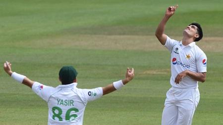 Naseem dream: Root undone by 'absolute beauty'