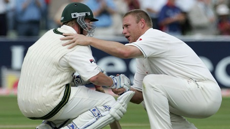 Ponting remembers 'the best Test series I ever played in'