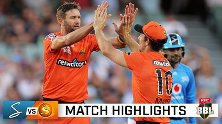 Perth come to the party with first win of BBL 10
