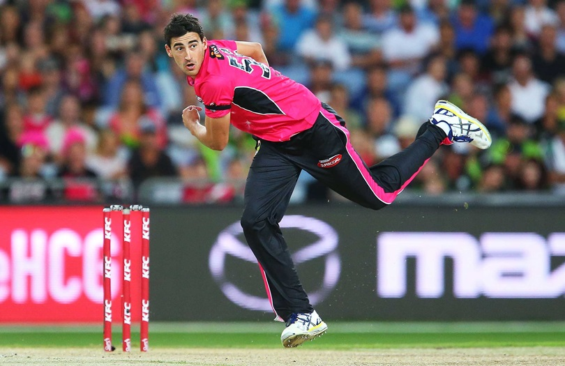 Sixers sweat on Starc to solve wicket-taking woes