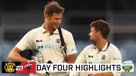 WA's last-wicket pair survive in classic Shield finish