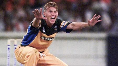 Kit Week: Brett Lee blitzes India in 2000