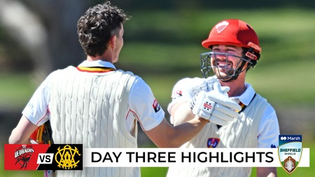 Carder, Head ton up on batter-friendly track