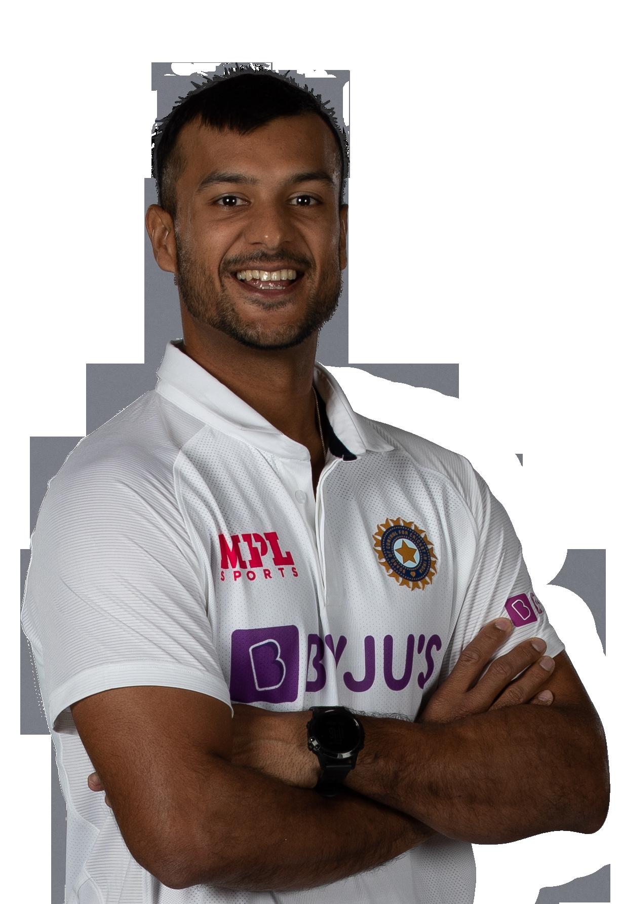 Mayank Agarwal Test2021