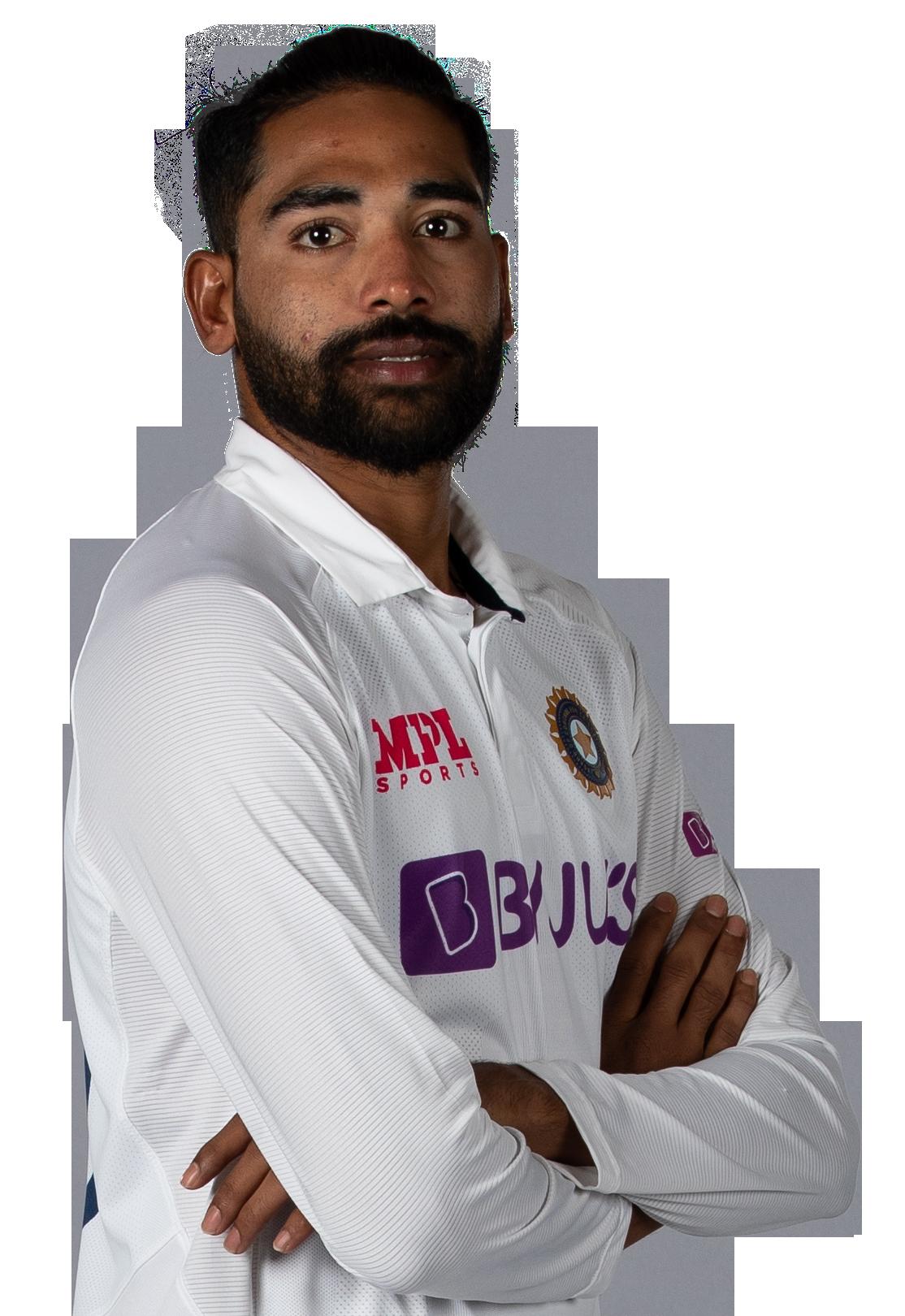Mohammed Siraj Test 2021, Live Cricket Streaming
