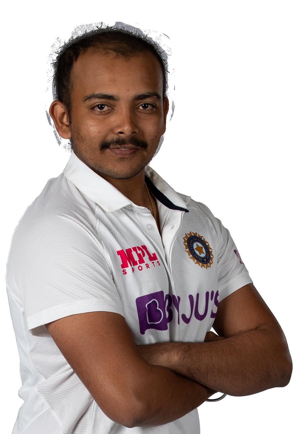 Prithvi Shaw Test2021