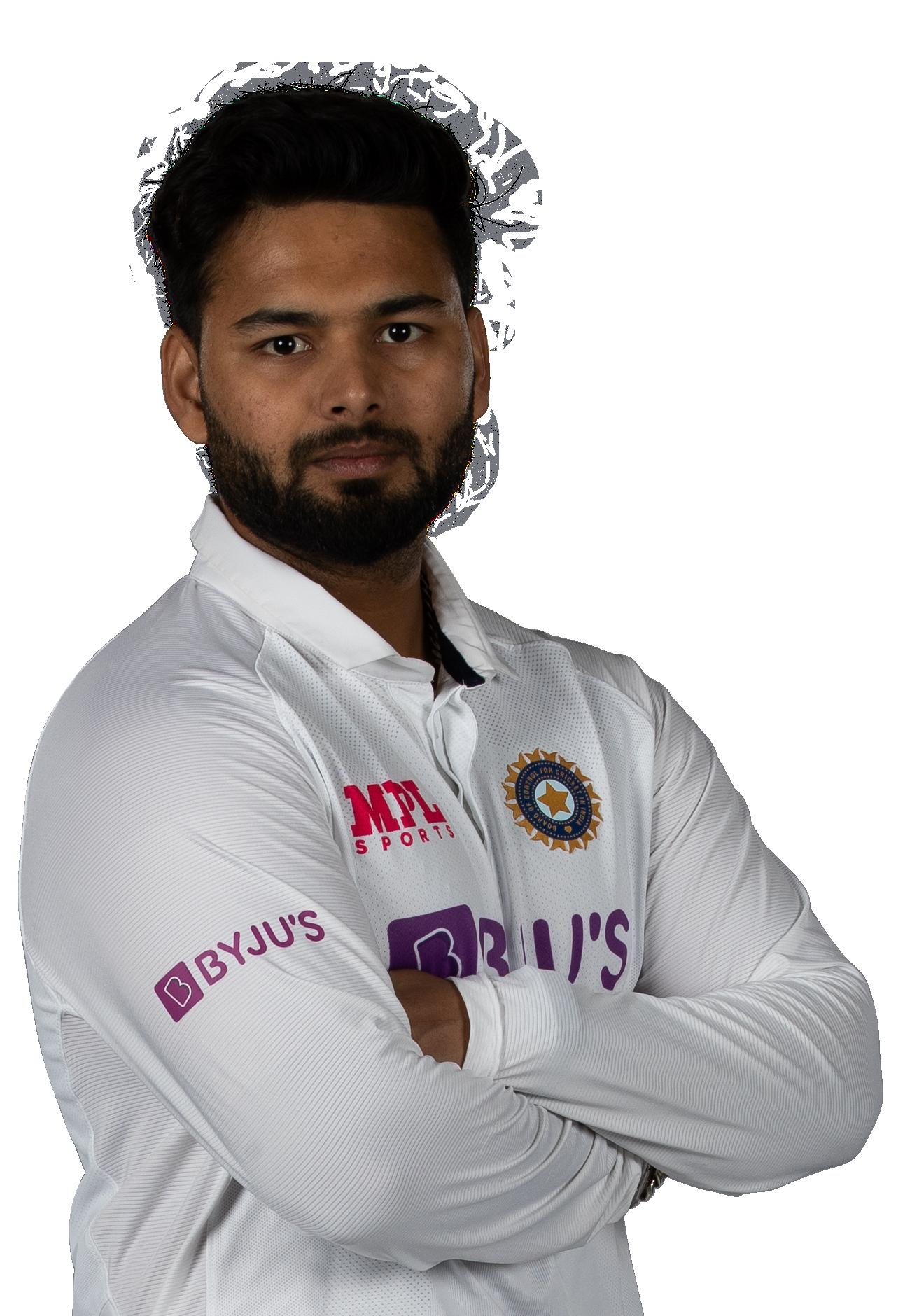 Rishabh Pant Test2021