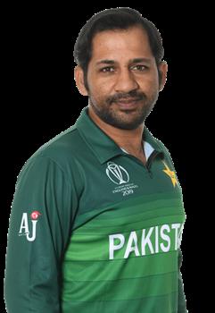 Sarfaraz Ahmed (c/wk)