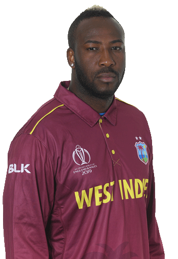 Andre Russell CWc19