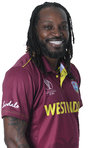 Chris Gayle CWC19