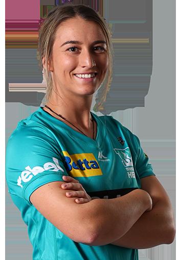 Mikayla Hinkley WBBL06, Live Cricket Streaming