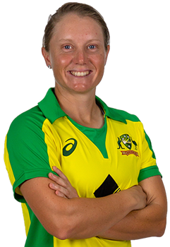 Alyssa Healy (wk)