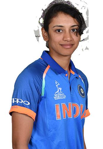 Image result for woman cricketer smriti mandhana