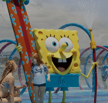 WIN* A TRIP TO NICKELODEON LAND
