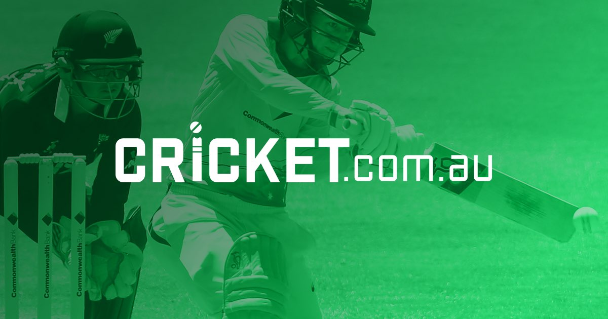 Live Scores, Fixtures, News & Video | cricket com au