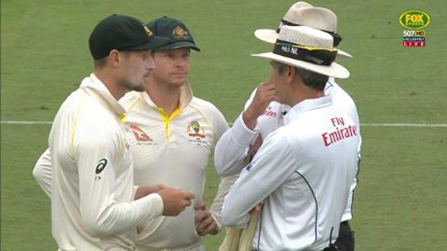 Bancroft charged, Smith admits ball tampering ploy amazon prime the test