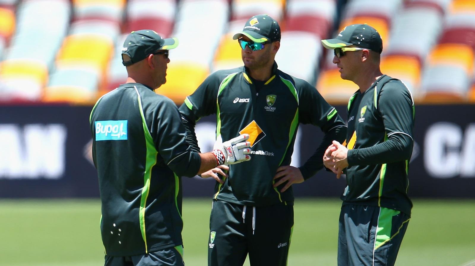 Aussie team psychologist on stress   cricket com au